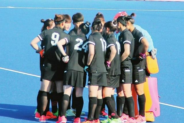 全运会首日比赛 吉林省女曲逆转辽宁队取得两连胜