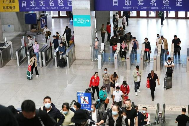 长春站中秋小长假预计发送旅客33.5万人次