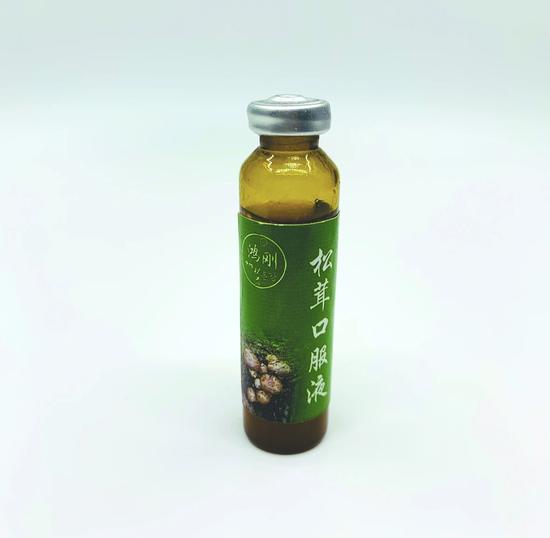 松茸营养液 延边鸿刚松茸贸易有限公司