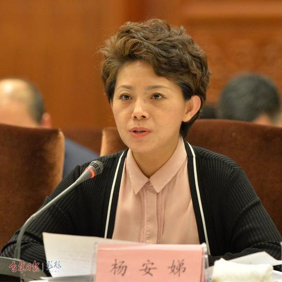 吉林省旅游发展委员会主任 杨安娣