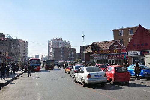 汉口大街今貌 (摄于2011年10月)