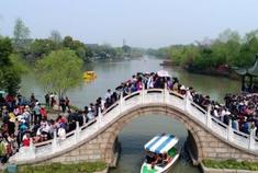 春季旅游十个城市最热门