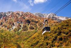 令人迷醉的日本阿尔卑斯山