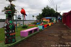哥斯达黎加有个海龟村
