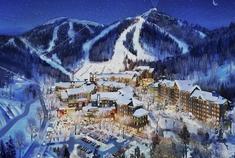 永吉县将打造5A级滑雪小镇