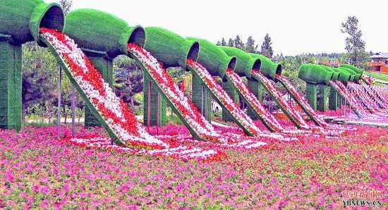龙井市琵岩山文化旅游风景区