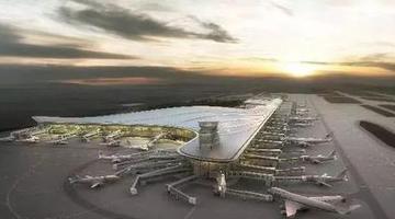 长春龙嘉机场新航站楼原来如此芳容