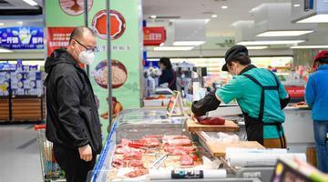 吉林市:保障生活物资供给