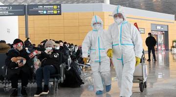 长春龙嘉国际机场全面加强防控