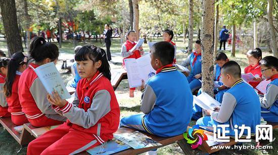 """敦化市开展""""共享图书·全民阅读""""活动"""