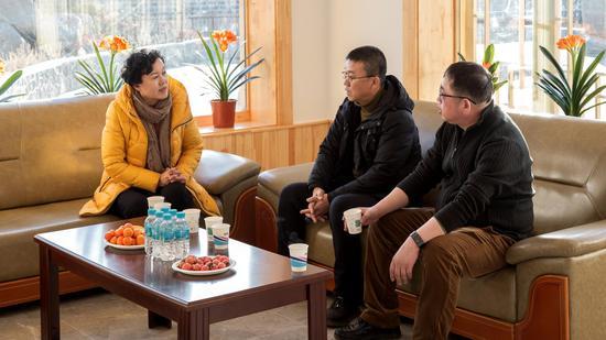 延边州乡村旅游示范村考评验收组到图们市开展考评验收工作