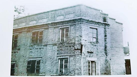吉林省第一个党的地下通讯站——长春二道沟邮局旧址