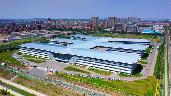 """新区荣登""""2021中国最具创新力企业榜"""""""
