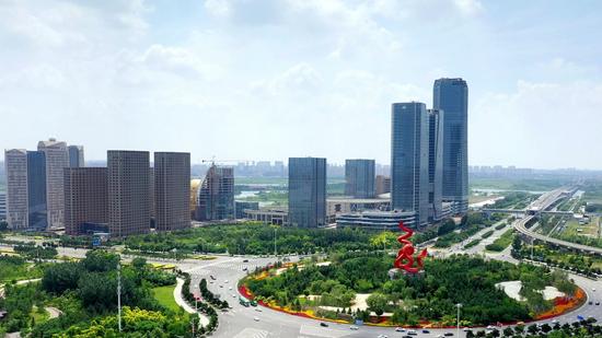 多态融合 打造新时代城市地标
