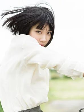松本穗香将发行首部写真书
