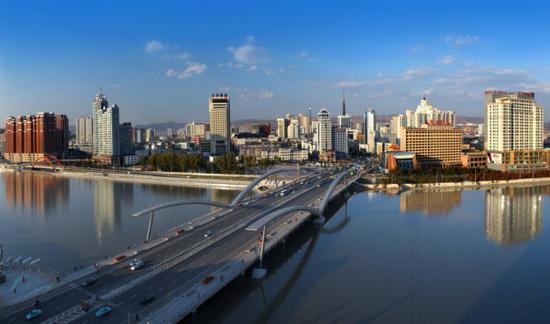 如今的延吉大桥
