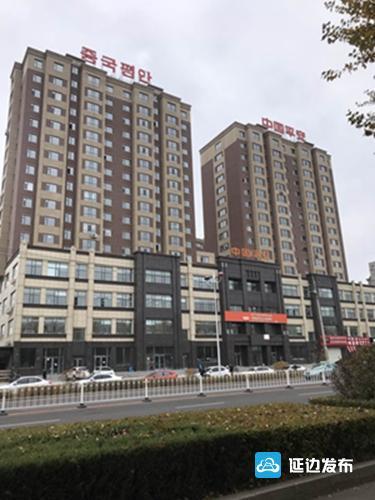 延吉金域蓝景小区
