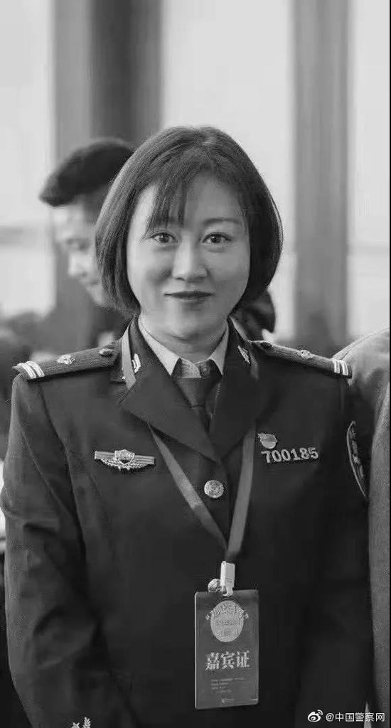 来源:@中国警察网