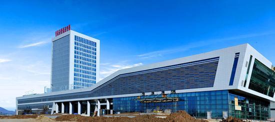 延吉空港区保税物流中心今年6月投入使用