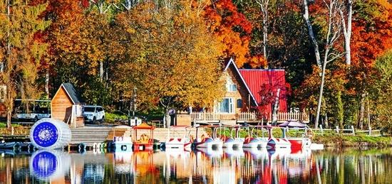 露水河长白山狩猎度假区