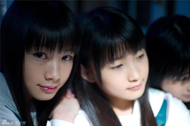 日本女高中生纯白制服出镜 纯洁如天使