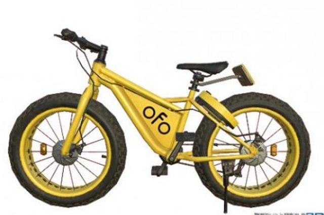 长春市民将小黄车私藏在小区里 给二维码喷红漆