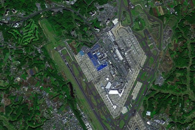 让你下次再偷拍!吉林长光卫星把日本机场看光光
