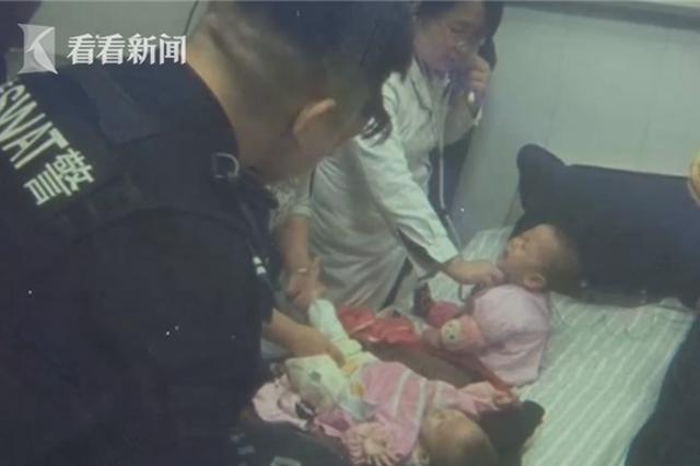 女子喂10月大双胞胎女婴烤肉 孩子当场翻白眼窒息