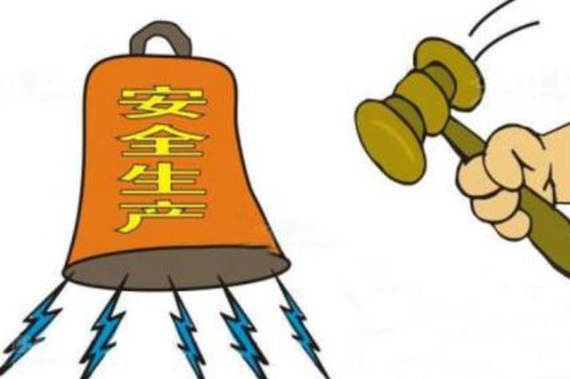 吉林省通报去年全省安全生产工作目标责任制考核情况