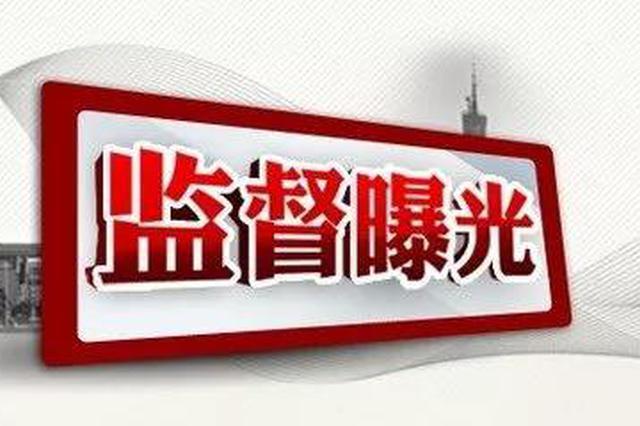 """吉林市纪委通报5起""""不担当、不作为""""典型问题"""