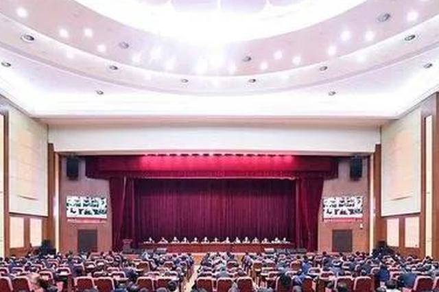 这是吉林省委省政府连续三年在春节上班后首日召开的大会!85