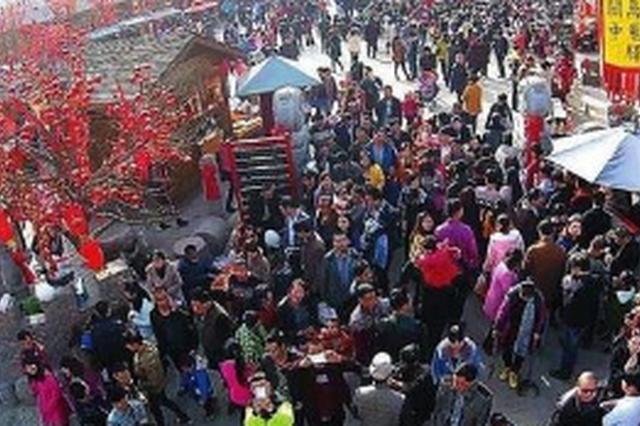 2018年春节旅游收入4750亿元 这10个地方最受欢迎
