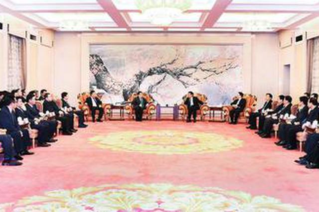 吉林省举办京沪粤港企业家座谈会