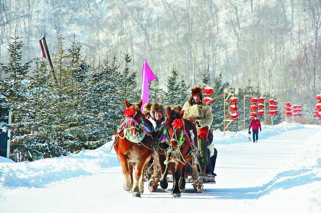 春节期间长春市旅游收入57亿元 商场销售49253万元