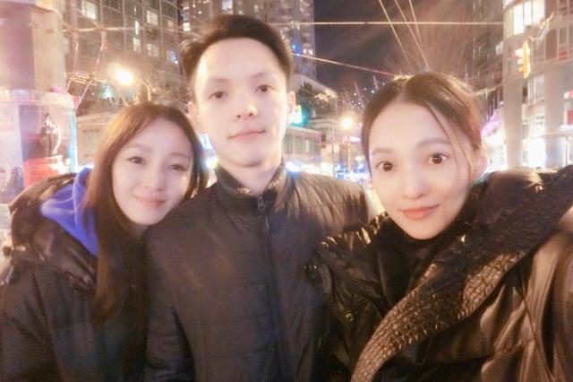 张韶涵晒姐弟合照 妹妹:没有你就没有我们的今天
