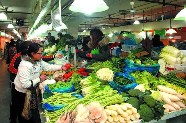 长春市本周蔬菜价格继续回落 均价周环比下降6.56%