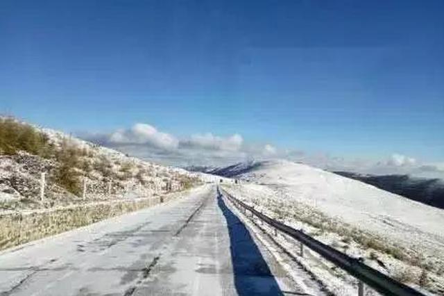 吉林省近期气温升高 道路泥泞请谨慎出行