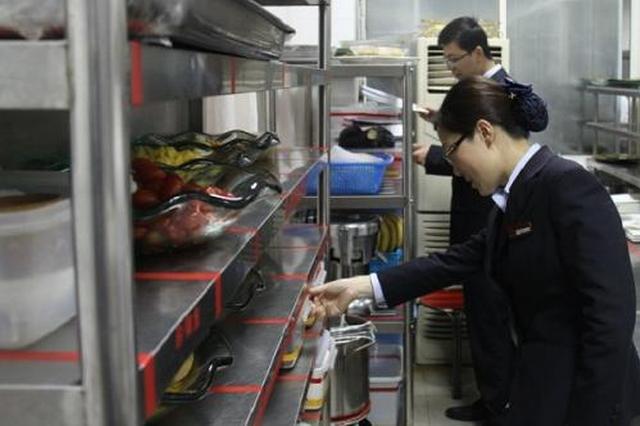六部门联合突击检查 确保酒店食品、住宿卫生