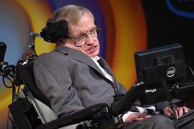 史蒂芬·霍金去世 其传记片《万物理论》获奥斯卡