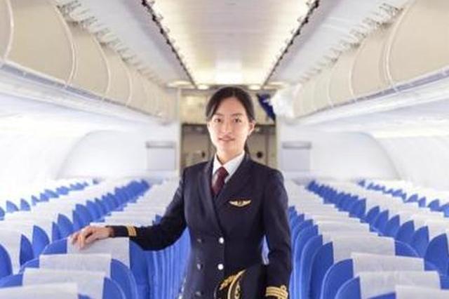 南航在吉林省首次招聘大学生飞行员