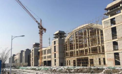 珲春新建国际综合客运站与高铁站一体化 明年8月投入使用