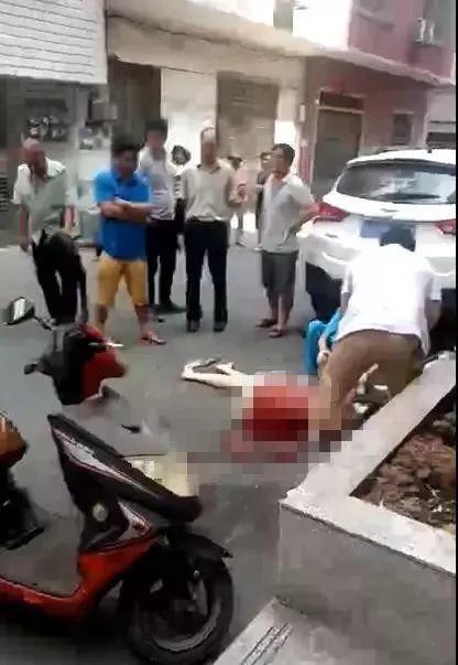 警情通报!萍乡一年轻女子街头惨遭追砍