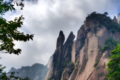三清山,西太平洋最美花崗巖
