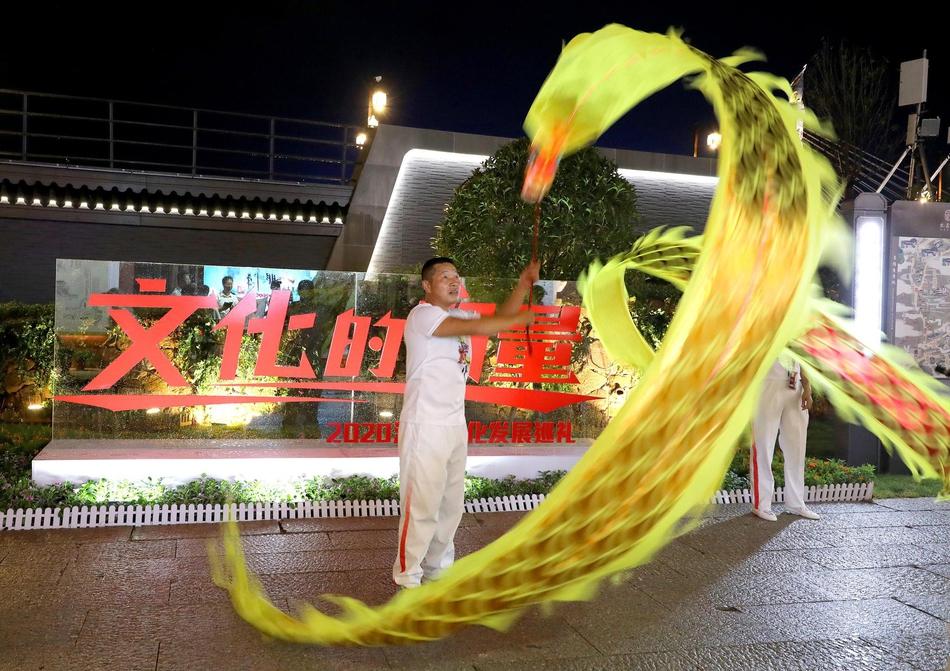 """""""文化的力量——2020江西文化发展巡礼""""在抚州举办"""