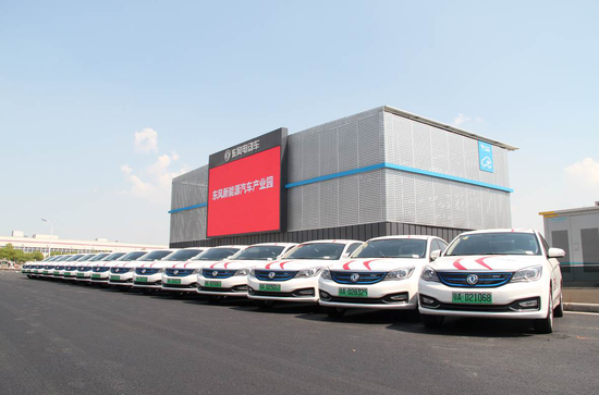 东风公司新能源汽车产业园