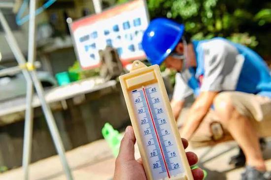 ▲拍摄于南昌市新建区湖畔家园小区