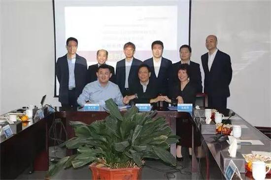 汉河集团牵手南京大学加速布局氢能产业