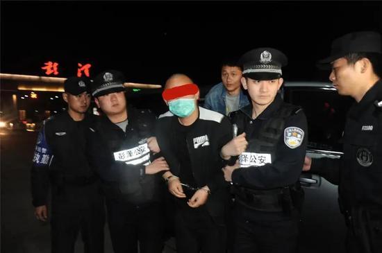 公安部B级命案逃犯被江西警方抓获