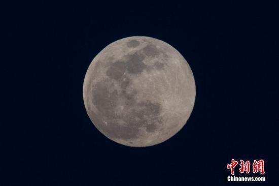 """""""超级月亮""""巧遇春分 这份""""观天时刻表""""请收好"""
