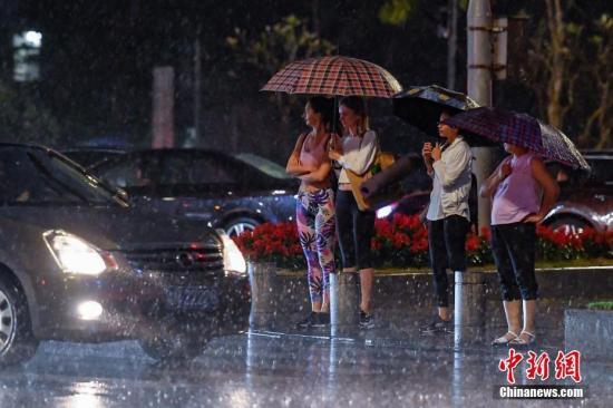 冷空气自西向东影响北方大部 江西北部将有强降雨
